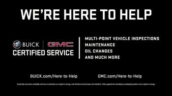 Buick & GMC Certified Service TV Spot, 'Authentic Expertise' [T1] - Thumbnail 9