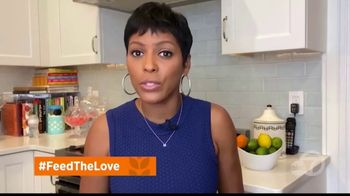 Feeding America TV Spot, 'During This Crisis' Featuring Tamron Hall