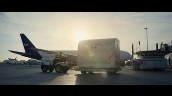 FedEx TV Spot, 'Our People' - Thumbnail 1