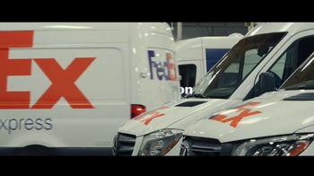 FedEx TV Spot, 'Our People'