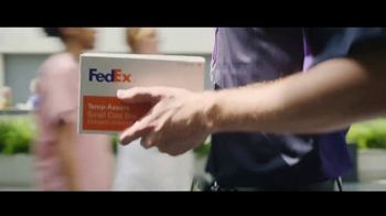 FedEx TV Spot, \'Our People\'