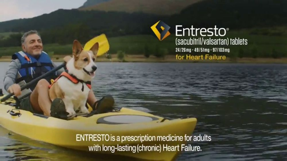 Entresto TV Commercial, 'The Beat Goes On: Healthier Heart'