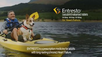 Entresto TV Spot, 'The Beat Goes On: Healthier Heart'