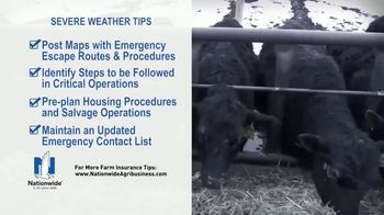 Nationwide Agribusiness TV Spot, 'Severe Weather Tips' - Thumbnail 7
