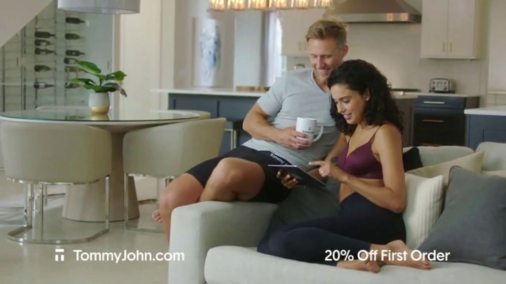 Tommy John TV Commercial, 'Comfort Reimagined'