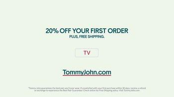 Tommy John TV Spot, 'Comfort Reimagined' - Thumbnail 9