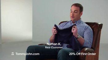 Tommy John TV Spot, 'Comfort Reimagined' - Thumbnail 7