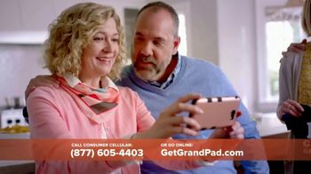GrandPad TV Spot, 'Staying Close: Free Shipping'