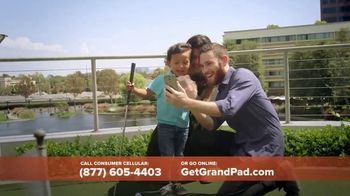 GrandPad TV Spot, 'Staying Close: Free Shipping' - Thumbnail 5