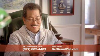 GrandPad TV Spot, 'Staying Close: Free Shipping' - Thumbnail 9