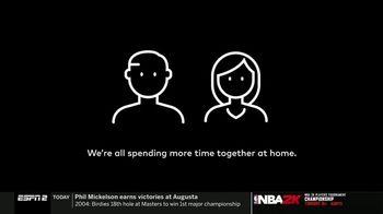 Mastercard TV Spot, 'More Time at Home' - Thumbnail 1