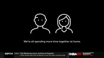 Mastercard TV Spot, 'More Time at Home' - Thumbnail 2