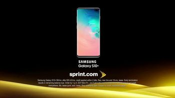 Sprint TV Spot, 'Our Priority: Galaxy S10+' - Thumbnail 7