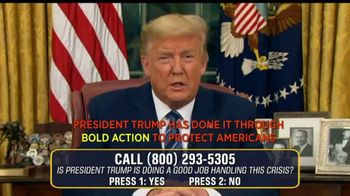 Great America PAC TV Spot, 'Terrible Crisis' - 1 commercial airings
