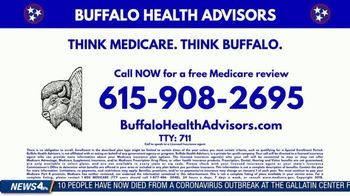 Buffalo Health Advisors TV Spot, 'Education' - Thumbnail 7
