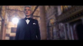 YouTube TV Spot, 'Andrea Bocelli: Music for Hope' Song by Andrea Bocelli - Thumbnail 4