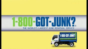 1-800-GOT-JUNK TV Spot, 'Earth Day: Here to Help' - Thumbnail 1