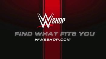 WWE Shop TV Spot, 'Energize: Buy One, Get One for $1 & 50 Percent off Titles' Song by Easy McCoy - Thumbnail 9