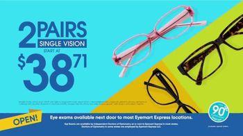Eyemart Express TV Spot, 'Keep Your Future in Focus' - Thumbnail 4