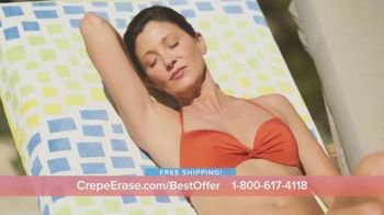 Crepe Erase Advanced TV Spot, 'Beautiful Skin' - Thumbnail 7