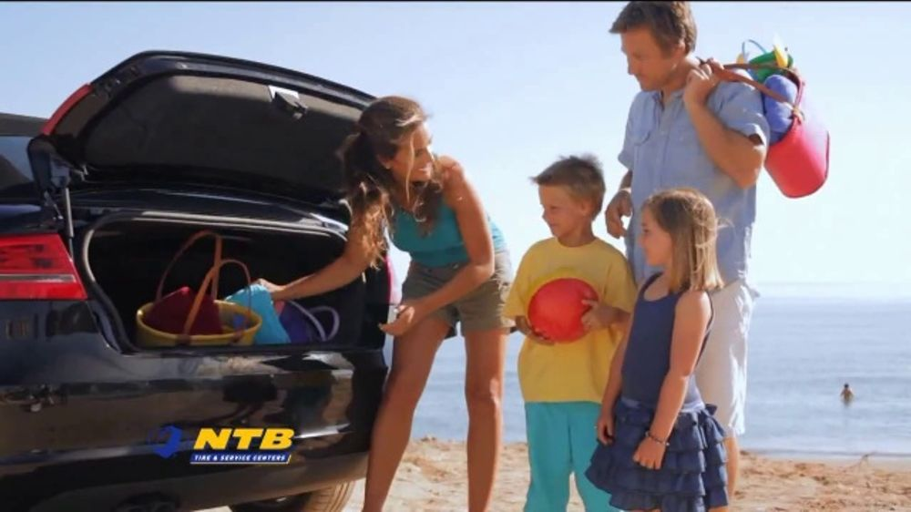 National Tire & Battery (NTB) TV Commercial, 'Gearing Up to Get Back Out'