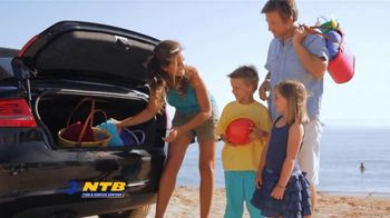 National Tire & Battery (NTB) TV Spot, \'Gearing Up to Get Back Out\'