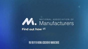 National Association of Manufacturers TV Spot, 'Winning This and the Next Fight' - Thumbnail 10