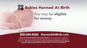 Sokolove Law TV Spot, 'Babies Harmed at Birth' - Thumbnail 1