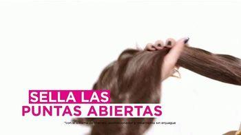 L'Oreal Paris Elvive Dream Lengths TV Spot, 'Sella las puntas abiertas' [Spanish] - Thumbnail 2