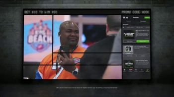 DraftKings Sportsbook TV Spot, 'UFC: Nunes to Win'