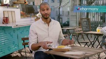 eHarmony TV Spot, 'A Quick Lunch' - Thumbnail 4