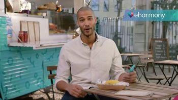 eHarmony TV Spot, 'A Quick Lunch' - Thumbnail 5