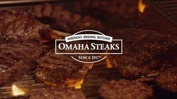 Omaha Steaks Fathers Day Grill Packs TV Spot, 'The Best'