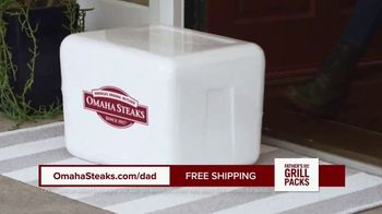 Omaha Steaks Fathers Day Grill Packs TV Spot, 'The Best' - Thumbnail 7