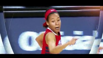Pac-12 Conference TV Spot, 'Female Athletes Work Hard' - Thumbnail 6