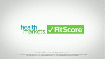 HealthMarkets Insurance Agency FitScore TV Spot, 'New to Medicare' Featuring Bill Engvall - 1537 commercial airings