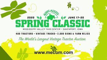 Mecum Gone Farmin' 2020 Spring Classic TV Spot, 'Hydro, International, Oliver and John Deere' - Thumbnail 8