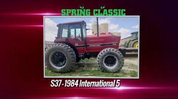 Mecum Gone Farmin' 2020 Spring Classic TV Spot, 'Hydro, International, Oliver and John Deere' - Thumbnail 5