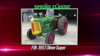 Mecum Gone Farmin' 2020 Spring Classic TV Spot, 'Hydro, International, Oliver and John Deere' - Thumbnail 6