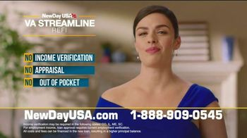 NewDay USA VA Streamline Refi TV Spot, 'Smart Way to Save Money' - Thumbnail 4