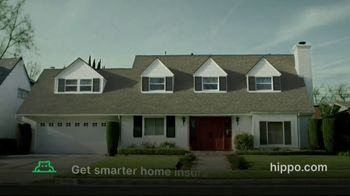 Hippo Home Insurance Expanded Coverage TV Spot, 'Most Common Problems: Monitoring System' - Thumbnail 8