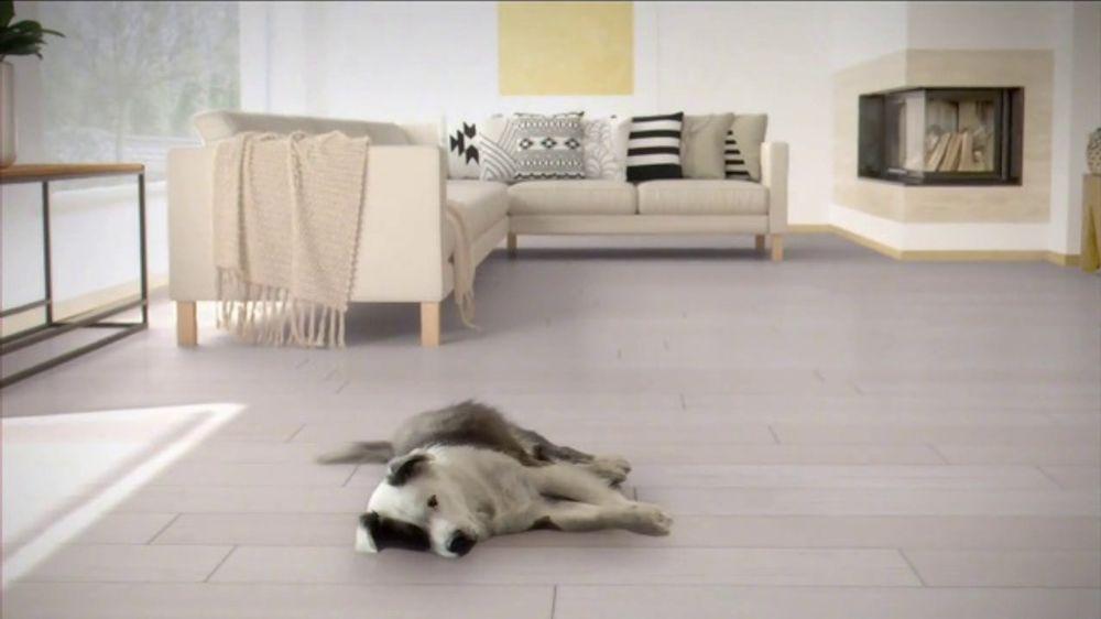 Lumber Liquidators Floor Visualizer TV Commercial, 'Picture It'