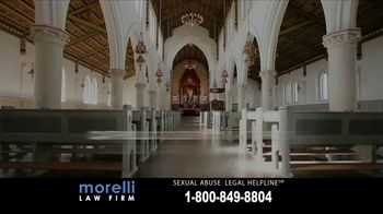 Morelli Law Firm TV Spot, 'Sexual Abuse' - Thumbnail 2