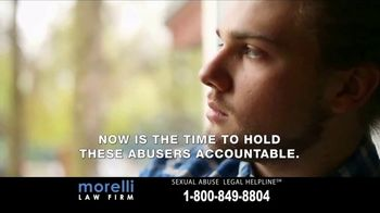 Morelli Law Firm TV Spot, 'Sexual Abuse' - Thumbnail 3
