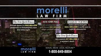 Morelli Law Firm TV Spot, 'Sexual Abuse' - Thumbnail 4