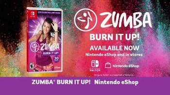 Zumba Burn It Up! TV Spot, 'Party Time' - Thumbnail 10