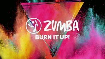 Zumba Burn It Up! TV Spot, 'Party Time' - Thumbnail 3