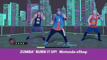 Zumba Burn It Up! TV Spot, 'Party Time' - Thumbnail 4
