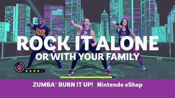 Zumba Burn It Up! TV Spot, 'Party Time' - Thumbnail 6