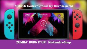 Zumba Burn It Up! TV Spot, 'Party Time' - Thumbnail 7
